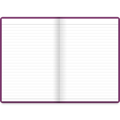 Notebook A5 Dazzle a righe